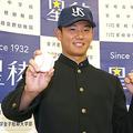星稜の奥川恭伸投手(C)日刊ゲンダイ
