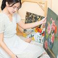 絵を描く人の幼少期に共通点?