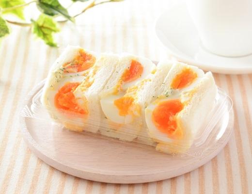 ハリボテ たまご サンド