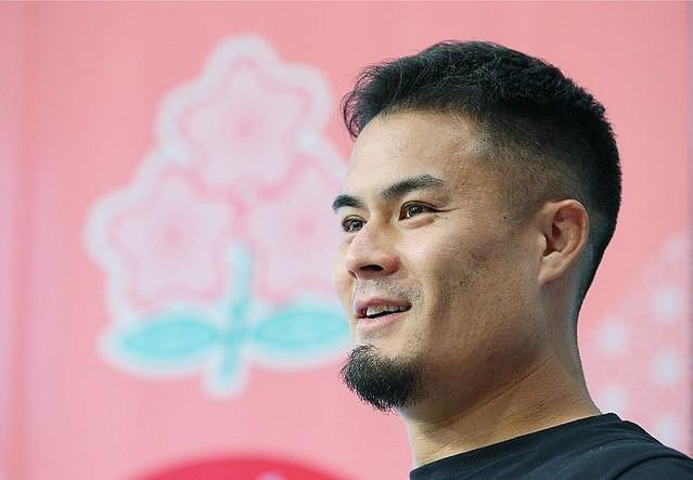 ラグビー日本代表・田村優 沖縄の祖父が語る意外な「素顔」
