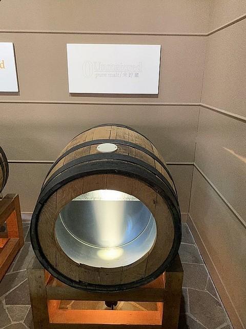 樽の中のウイスキーが揮発してなくなる「天使の分け前」の減り具合がけっこうエグい