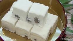 宇賀なつみアナ、想像以上の食感に驚き!富山県高岡市の名物和菓子は「なんとも不思議」