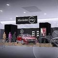 メルセデス・ベンツが世界初となる女性向けブランド発信拠点を東京・銀座に期間限定オープン