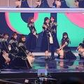 AKB48は12回目のNHK紅白歌合戦出場を決めた(写真は2017年のリハーサル)