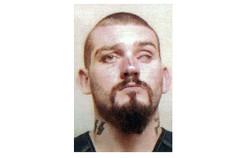ダニエル・ルイス・リー死刑囚。米ワシントン州スポケーン警察提供(撮影日不明)。(c)AFP PHOTO /Spokane Police Department