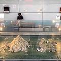 29日、韓国・朝鮮日報によると、米アップルが作成した地図から「竹島」の表記が削除されたことが分かった。写真は韓国にある竹島の模型。