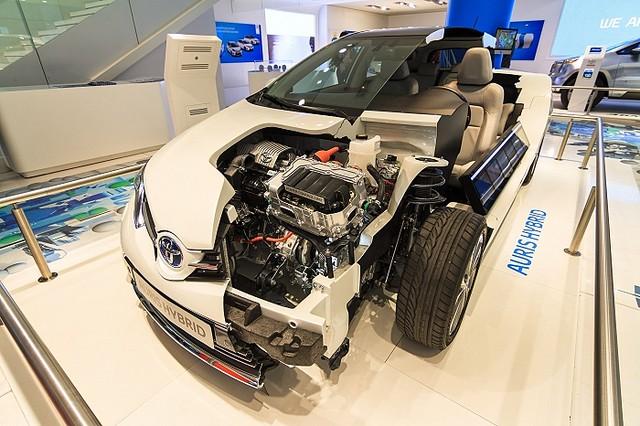 [画像] トヨタはEV技術世界No.1も実用レベルはまだ EVは未だ金持ちのお遊びレベルか