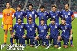 JFAは12日、アジアカップに挑む日本代表メンバーを発表した【写真:田中伸弥】