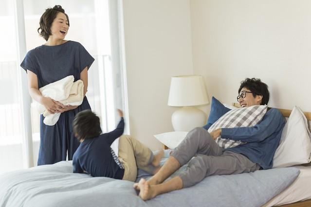 子供のいる夫婦生活の悩みとしてセックスレス問題はおのずと出てくるもの……?