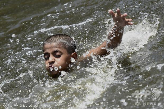 [画像] インド北部、熱波で50度 首都は5月最高気温を18年ぶり更新