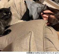 """橋本環奈が最上もが宅で爆睡、""""寝顔""""に大反響"""