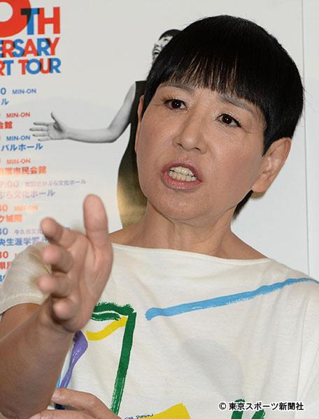 和田アキ子さん、紅白落選時の悔しさ語る…「あれは泣いた。何がいけないのか分からない。その後一度も観ていない」