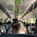 飛行中に9000m急降下 米デルタ