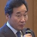 韓国の李首相が大学で学生らと懇談「未来志向的な関係構築を」