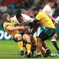 4強入りをかけてイングランドとオーストラリアが激突【写真:Getty Images】