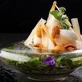 「ウニのかき氷」ウニたっぷり×昆布だし入り氷、ストリングスホテル東京の夏限定メニュー