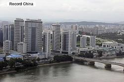 30日、米華字メディアの多維新聞は、27日に行われた南北首脳会談で、北朝鮮側の関係者が「米国からの投資を歓迎する」と述べたことを伝えた。写真は北朝鮮の平壌市内。