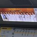 17日、韓国の聯合ニュースは、ソウル市長が地下鉄駅構内の商業広告を撤廃し、芸術空間に生まれ変わらせる計画を明らかにしたと伝えた。資料写真。