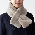まるで「巻く毛布」990円なのに高性能な無印良品のティペットが話題