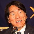 松井秀喜氏(2014年12月撮影)