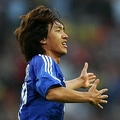 元日本代表の中村俊輔 photo/Getty Images