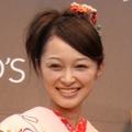 市井紗耶香さん(2009年撮影)