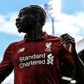 """マネのサッカー選手としての始まりは""""家出""""だったという photo/Getty Images"""