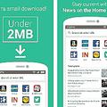 サイズわずか2MB Amazonが軽量版ブラウザ「Internet」をリリース
