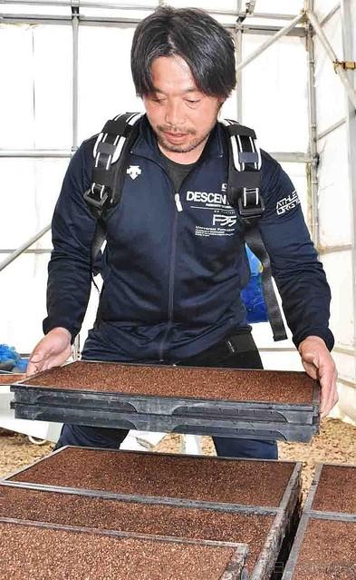 [画像] パワーアシストスーツ 廉価版でも機能的 農家に好評300台超販売 秋田県開発