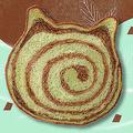 ねこねこ食パン チョコミント味
