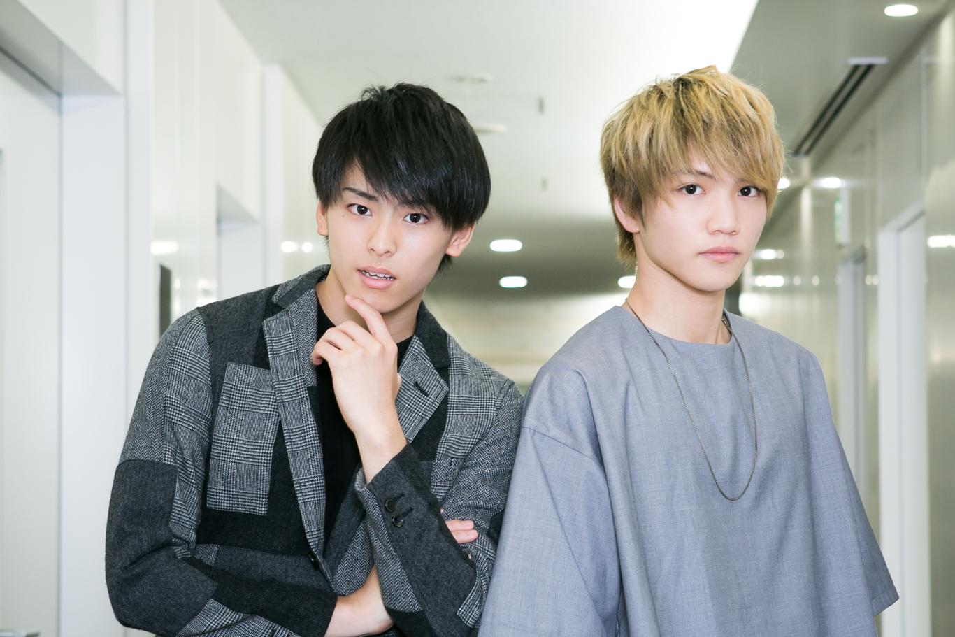 """三浦宏規×高野 洸、""""兄弟""""役で、ミュージカル『刀剣乱舞』に初出陣!"""