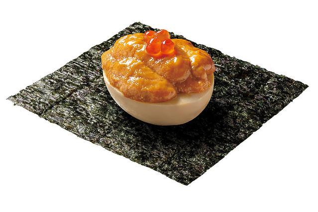 はま寿司で「うに祭り」! 「うに・オン・ザ・煮玉子」など7種が登場