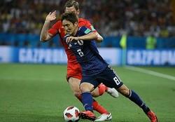 敗れたとはいえ、日本代表はベルギー戦でサッカーの魅力、娯楽性を存分に伝える試合を展開した。写真:JMPA代表撮影(滝川敏之)