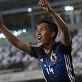 アジア最終予選で活躍していた久保 photo/Getty Images