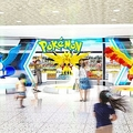 大阪・心斎橋に西日本初となる「ポケモンカフェ」がオープン