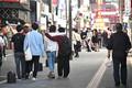賑わう歌舞伎町