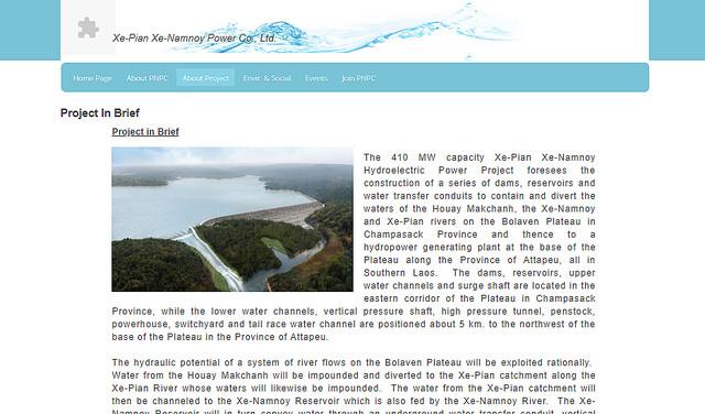 [画像] 「投資しているだけ」は無責任——ラオスのダム決壊事故と日本の関係、国際社会の視点から問う