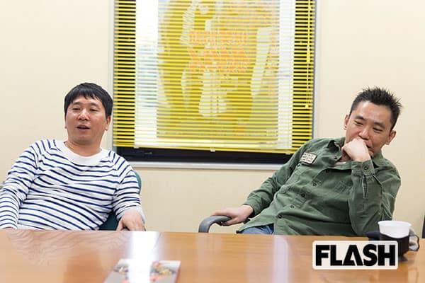 共演者にエアガンを向け撃つふり 太田光を田中裕二が心配