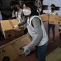 中国の「マスク援助」欧州が懸念