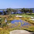 ゴルフコースもあり保養地として知られるキアワ・アイランド(写真:THEHENEBRYS/アフロ)