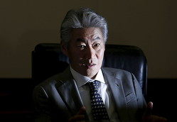 野村HDの永井CEO、月額報酬の30%を3カ月返上 情報漏えいで