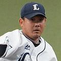 西武・松坂大輔【写真:荒川祐史】