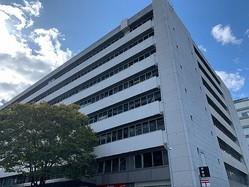 大阪府教育庁が入る大阪府庁別館=大阪市中央区で、曽根田和久撮影
