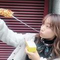 SNSで話題!韓国式ホットドッグ