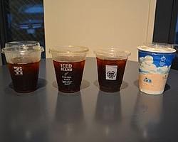 コンビニのアイスコーヒーはどこが一番うまい? 美人バリスタが格付け