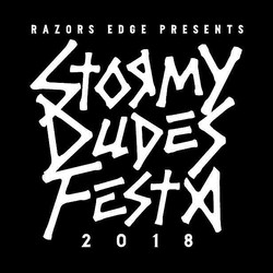 RAZORS EDGE主催「STORMY DUDES FESTA 2018」の第2弾アーティスト発表