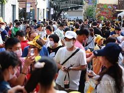 台南でポケモンGOイベント 10万人超を動員=同市政府提供