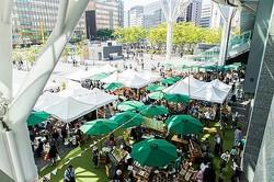 博多FARMERS' MARKET / 九州の新鮮な食材が揃うマーケット
