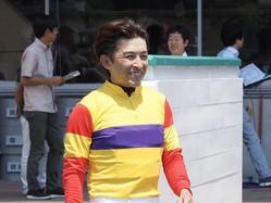福永祐一騎手 JRA通算2300勝達成!