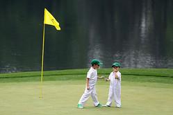 米国で2歳の天才ゴルファーが話題(写真はイメージです)【写真:Getty Images】